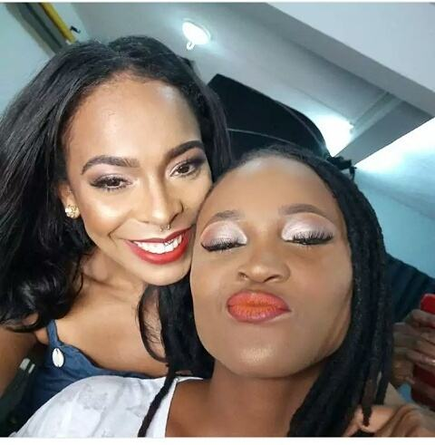 Tboss and Marvis of BBNaija