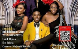 Uriel, CocoIce, Ese, Bassey & Soma cover La Mode Magazine May edition
