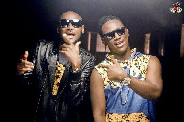 2face and Dammy Krane
