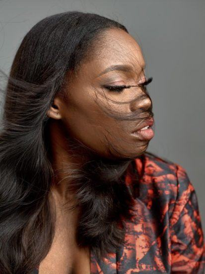 Bisola Show Off Hot Look For Bold Magazine Africa