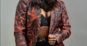 Bisola Shows Off Hot Look For Bold Magazine Africa