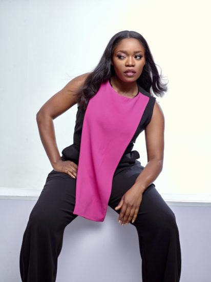 Bisola Shows Off Hot Look For Bold Magazine