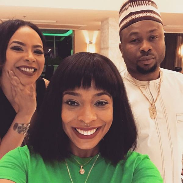 Churchill, Tboss and Wendy
