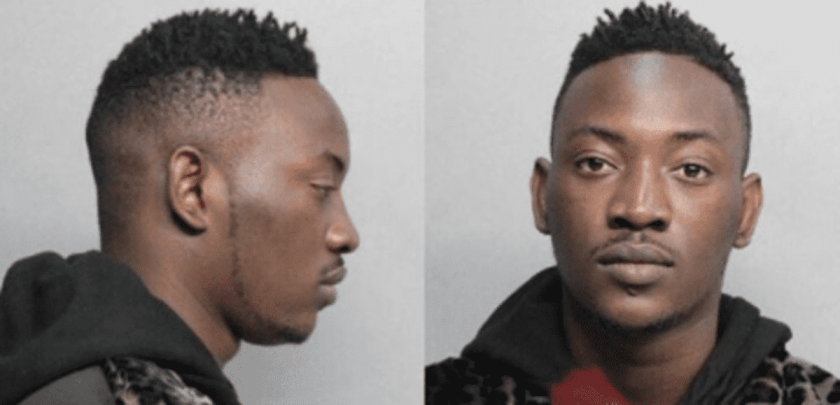 Dammy Krane arrested
