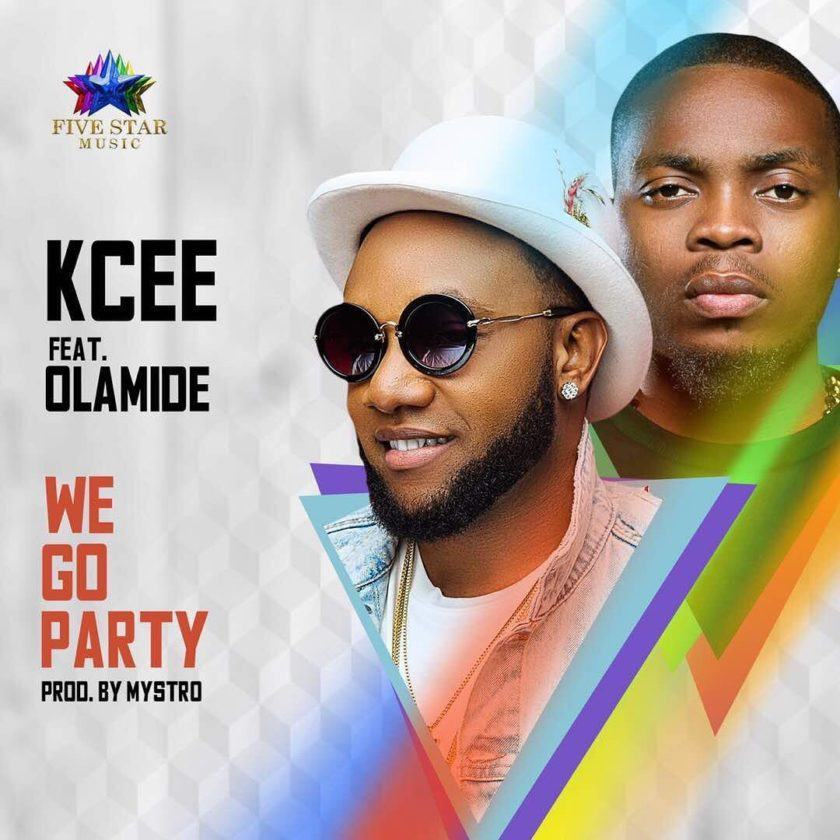 Kcee - We Go Party ft Olamide [AuDio]