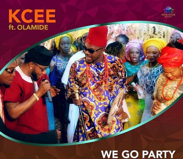 Kcee - We Go Party ft Olamide [ViDeo]