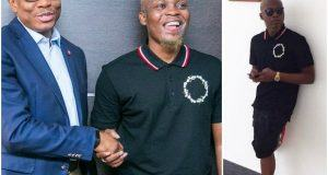 Olamide becomes Sterling Bank ambassador