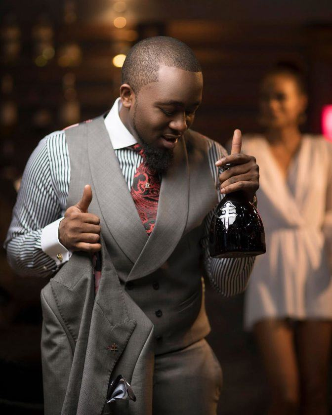 Rapper Ice Prince looking dapper in new photos