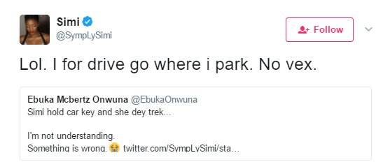 Simi gives epic clapback to another internet troll
