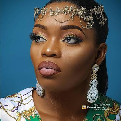 Bisola Posts New Photos