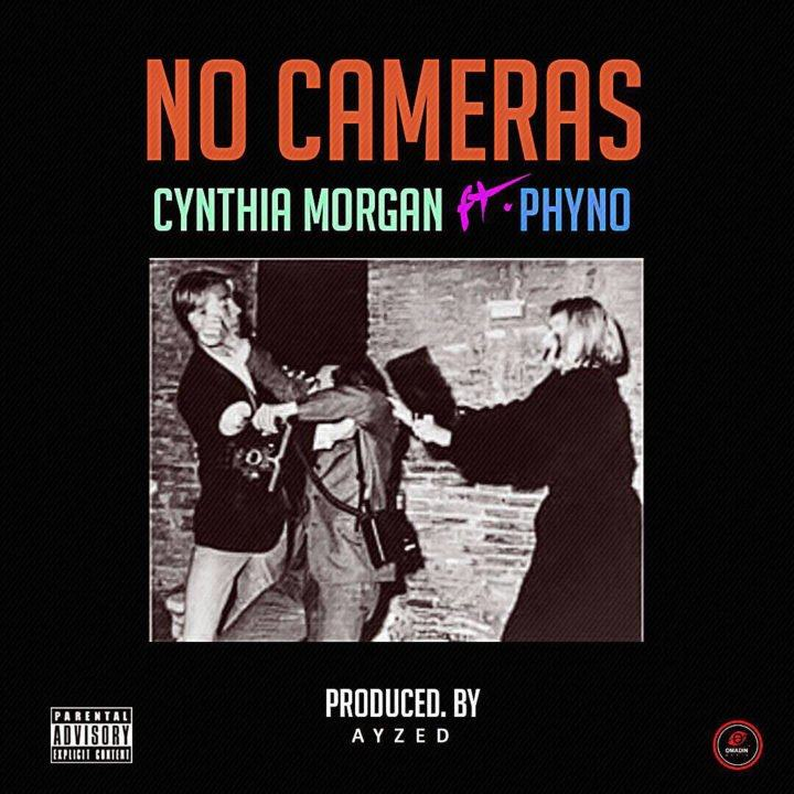 Cynthia Morgan - No Cameras ft Phyno