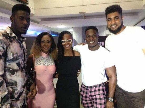 Ex BBNaija Housemates Support Bisola