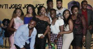 Ex-BBNaija Housemates Support Bisola