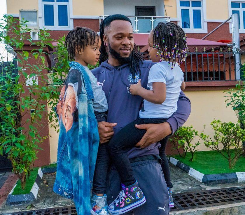 FLavour, Sophia and Gabrielle