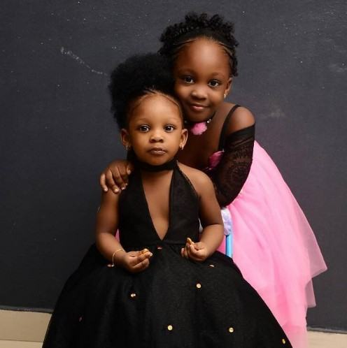 Grace and Emmanuella