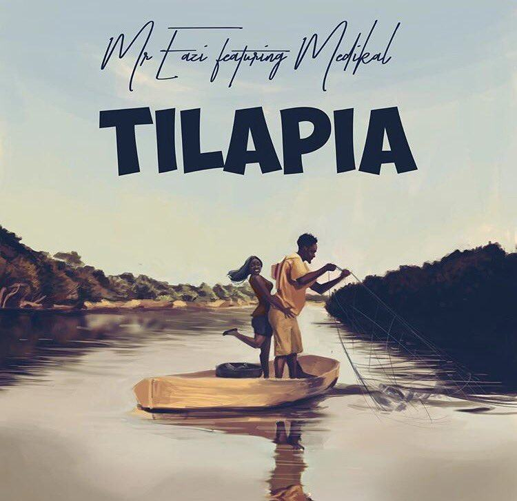 Mr. Eazi - Tilapia ft Medikal [ViDeo]