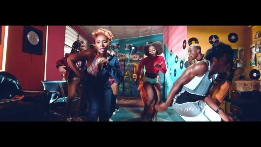 Mz Kiss - Wawu [ViDeo]