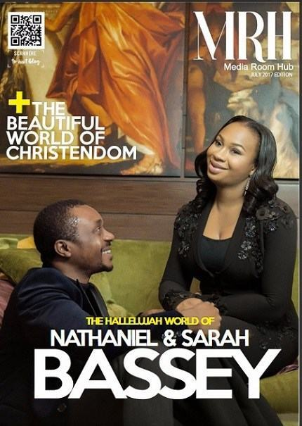 Nathaniel Bassey & stunning wife