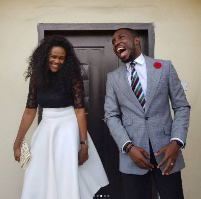 Timi Dakolo and Busola NaijaVibe