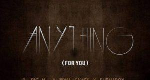 DJ Big N, Tiwa Savage & Burna Boy – Anything (For You) [AuDio]