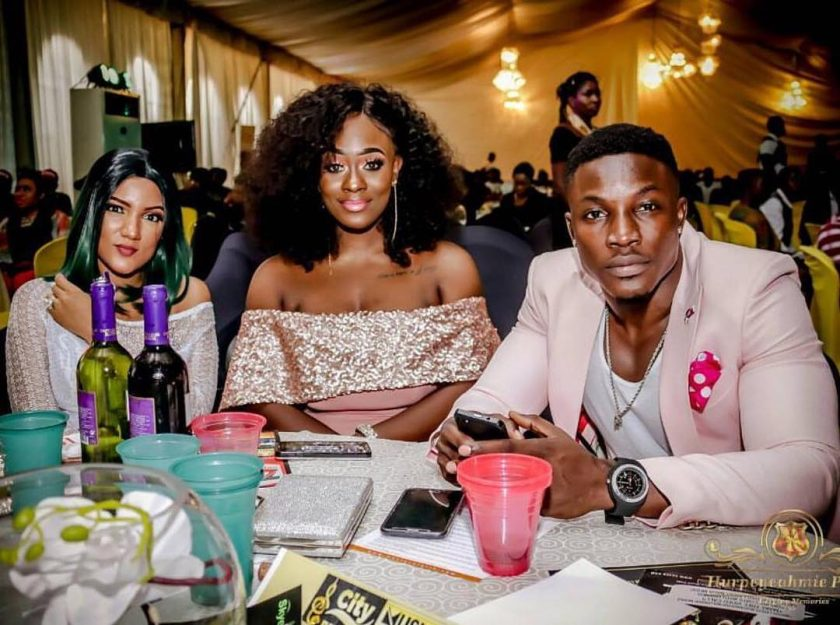 Gifty, Uriel and Bassey