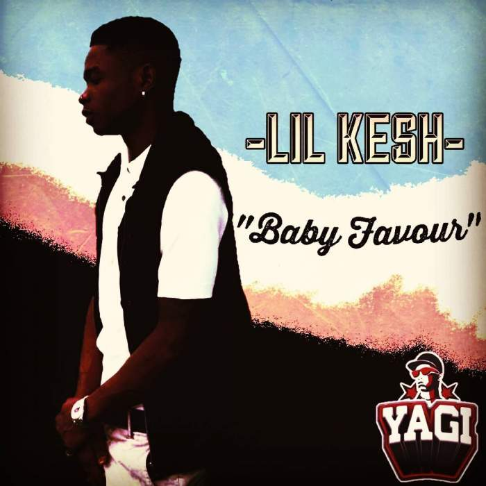 Lil Kesh - Baby Favour