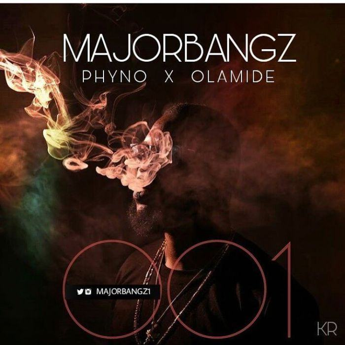 Major Bangz - 001 ft Phyno & Olamide [AuDio]
