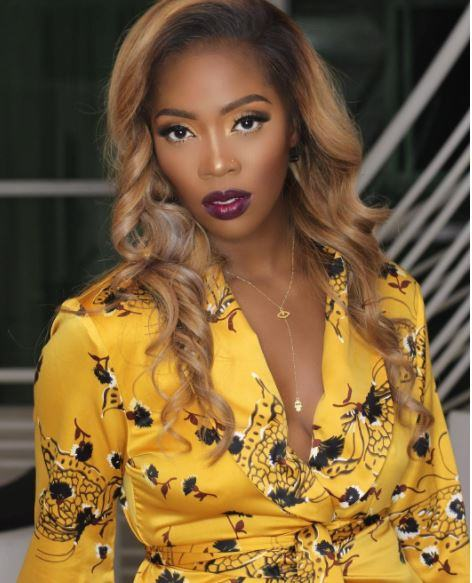 Tiwa Savage Wins Female Artiste of The Year at City People
