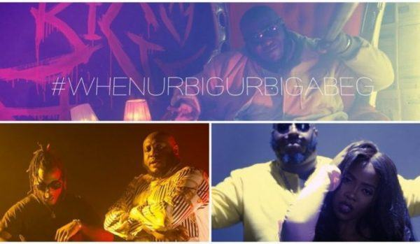 DJ Big N – Anything ft Tiwa Savage & Burna Boy [ViDeo]