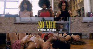 D'Prince – So Nice ft Wizkid [Dance Video]