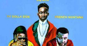Mr Eazi & Major Lazer – Leg Over (Remix) ft French Montana & Ty Dolla $ign [AuDio]