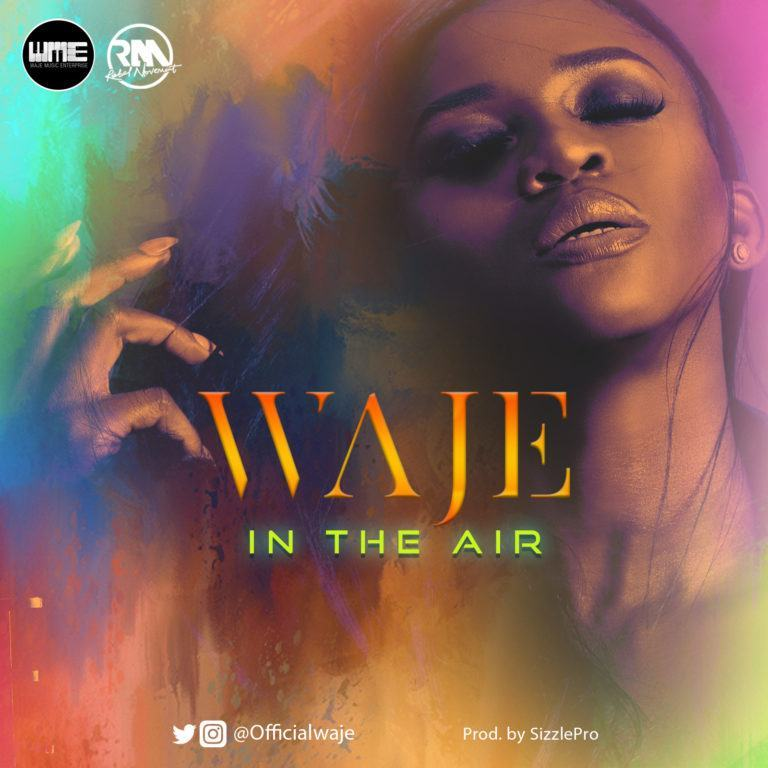 Waje – In The Air [AuDio]