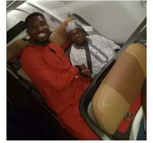Timi Dakolo Meets with Ex president, Olusegun Obasanjo