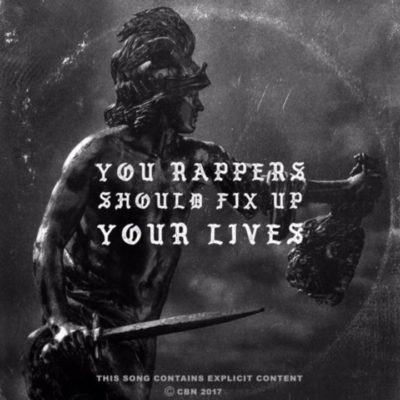 M.I Abaga – You Rappers Should Fix Up Your Life [AuDio]