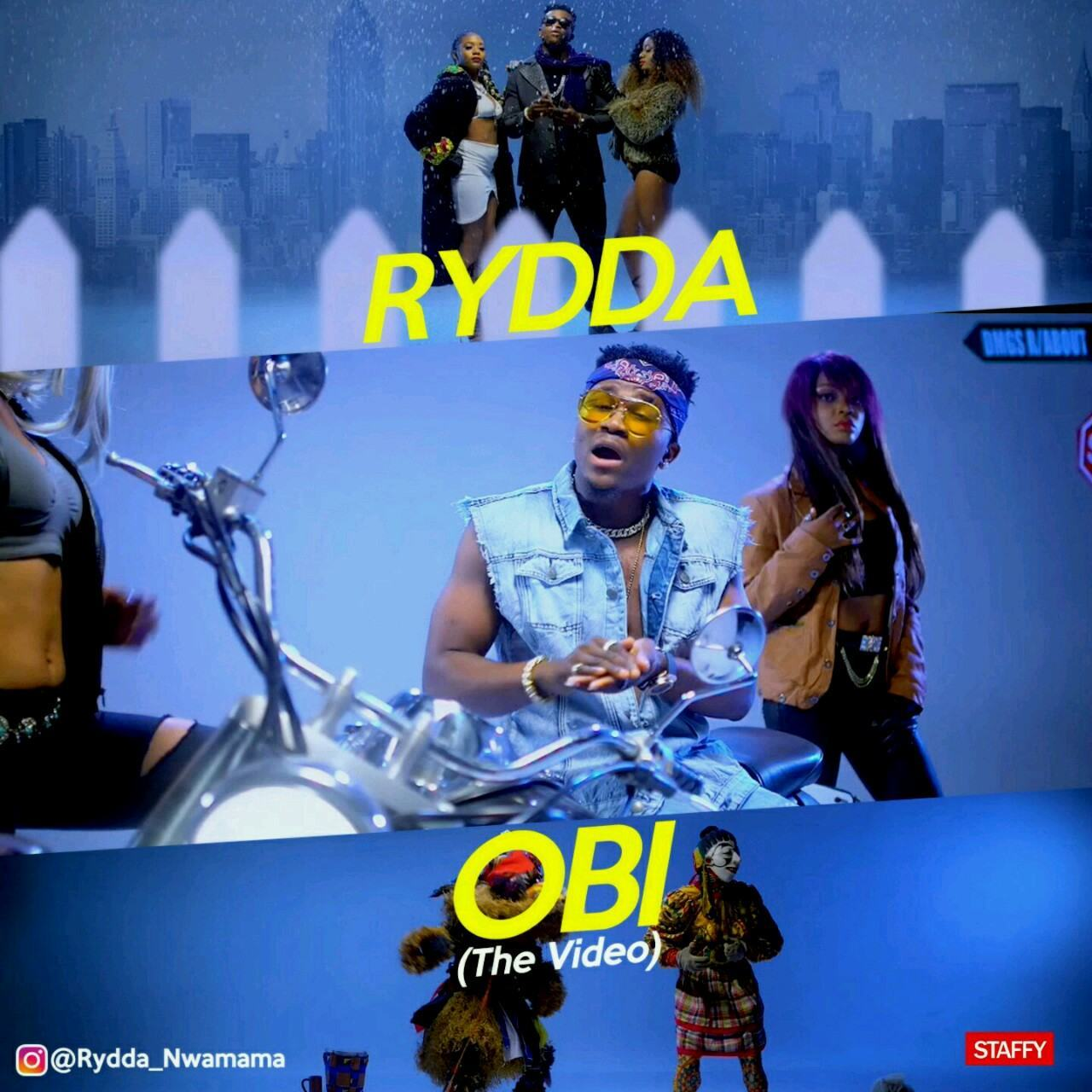 Rydda - Obi [ViDeo]