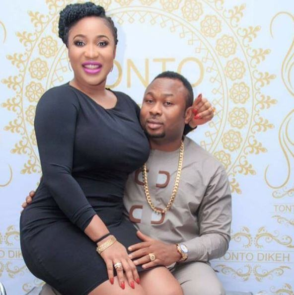 tonto dikeh husband 1