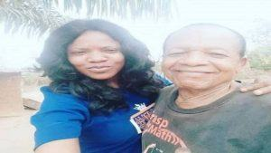 toyin aimakhu and her father