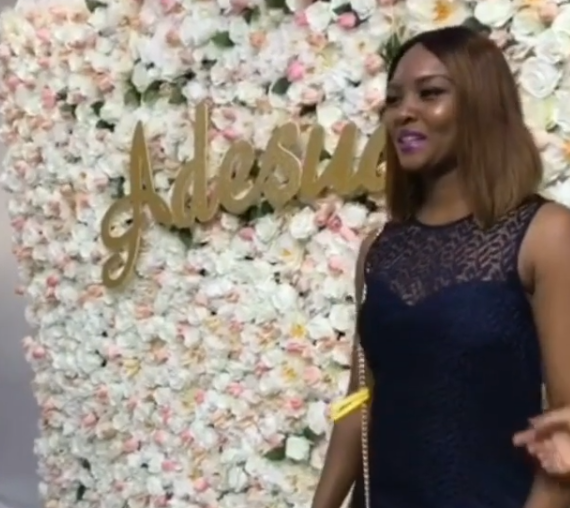 Adesua Etomi Bridal Shower NaijaVibe