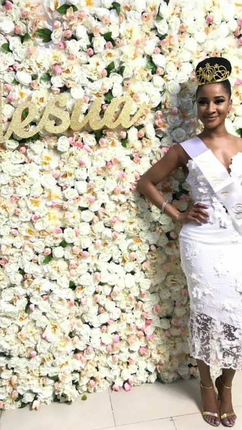 Adesua Etomi's bridal shower NaijaVibe