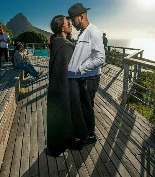 Banky W and Adesua Etomi tour South Africa