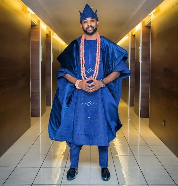 Banky W traditional wedding