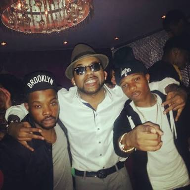 Banky and Wizkid
