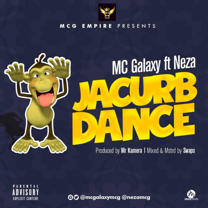 MC Galaxy - Jacurb Dance ft Neza