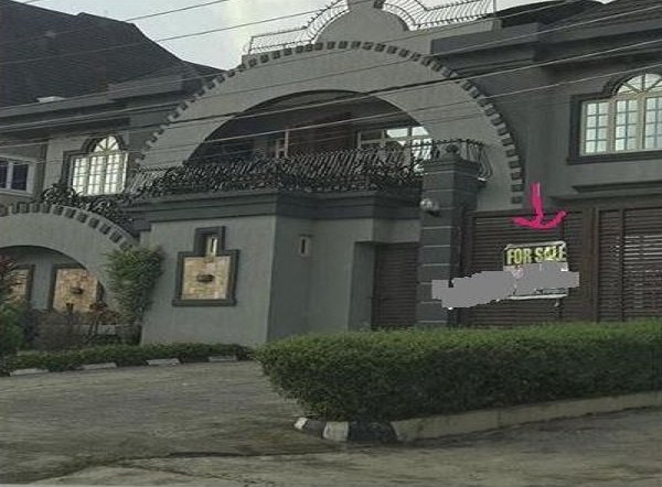 P-Square Puts Their House Up For sale
