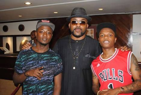 Shaydee, Banky W and Wizkid