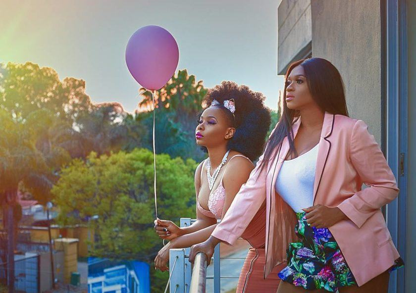New Stunning Photos Of Waje And Yemi Alade