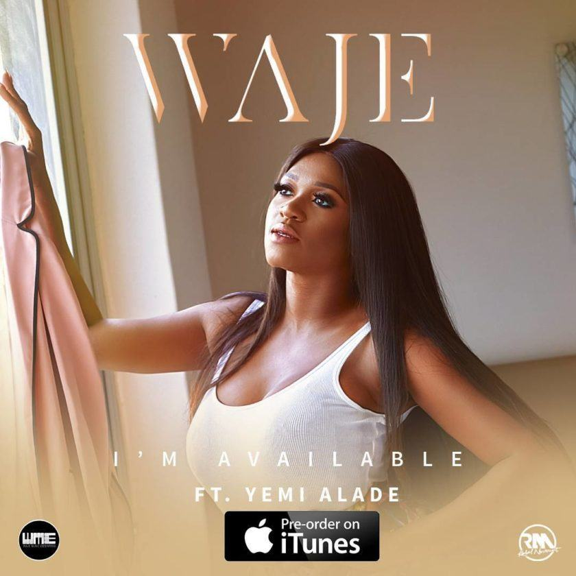 Waje - I'm Available