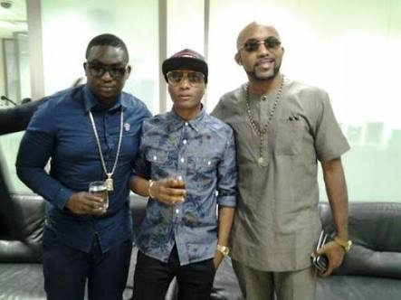 Wande Coal, Wizkid and Banky W