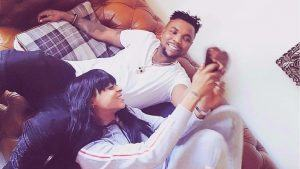 oritse femi and wife