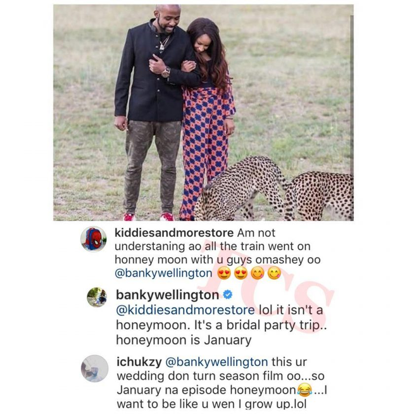 We Are Not Yet On Our Honeymoon - Banky W